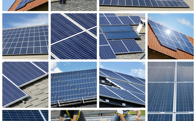 How does Solar Power get converted into Electricity?