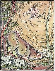 Leonard Leslie Brooke illustration