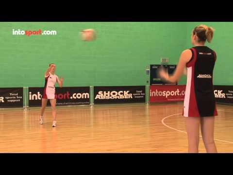 netball passing skills